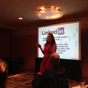 LinkedIn Speaker Presentation Francise