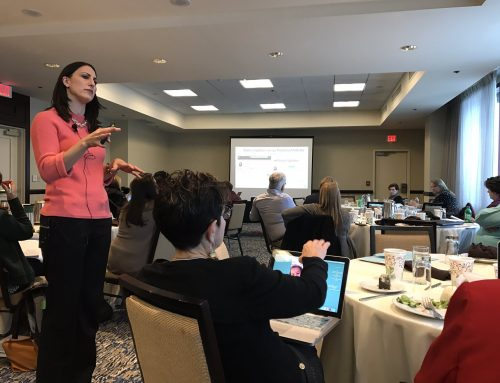 Presented LinkedIn Workshop for National Speakers Association of New England