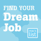 Mac's list: Find Your Dream Job Podcast