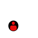 LinkedIn-Makeover.com Stacked logo - dark background
