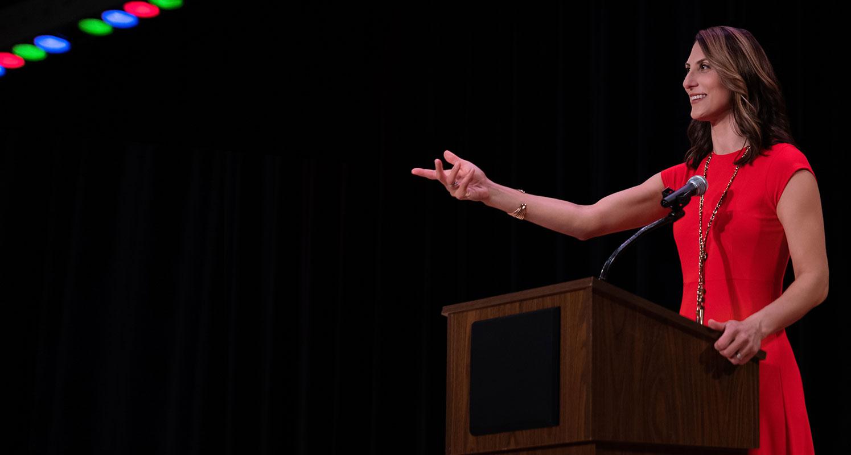 Donna Serdula, Keynote Speaker